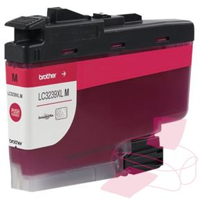 Magenta mustepatruuna (Brother LC3239XLM) BR-LC3239XLM