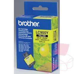 Keltainen mustepatruuna BR-LC900Y