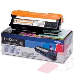 Musta värikasetti BR-TN320BK