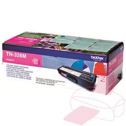 Magenta värikasetti BR-TN328M