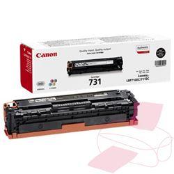 Musta värikasetti CA-6272B002