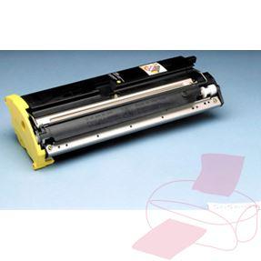 Keltainen V�rikasetti Ep-s050034