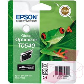 Gloss optimizer mustepatruuna (Epson T0540) EP-T0540