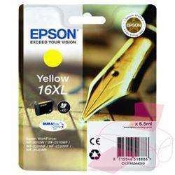 Keltainen mustepatruuna EP-T1634