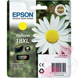 Keltainen mustepatruuna EP-T1814