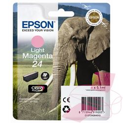 Light magenta mustepatruuna EP-T2426