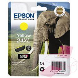 Keltainen mustepatruuna EP-T2434