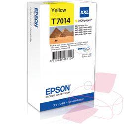 Keltainen mustepatruuna EP-T7014