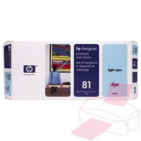 Kirjoitusp�� Light Cyan  Hp C4954a (hp 81)