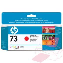 Punainen mustepatruuna HP-CD951A