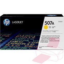 Keltainen värikasetti HP-CE402A