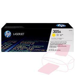 Keltainen värikasetti HP-CE412A