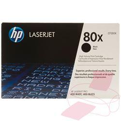 Musta värikasetti HP-CF280X