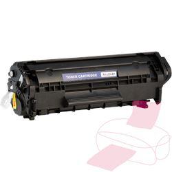 Musta värikasetti RA-L024-BK