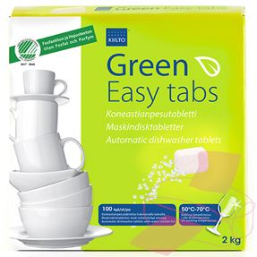 Kiilto MD2 Green Easy tabs () TO-027